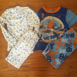 Disney Planes & Bugle Boy Fish Pajamas